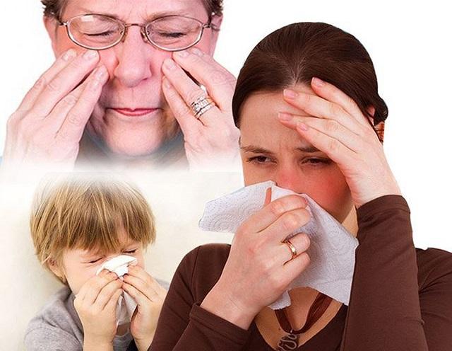 Sự ô nhiễm không khí gây ra nhiều bệnh tật