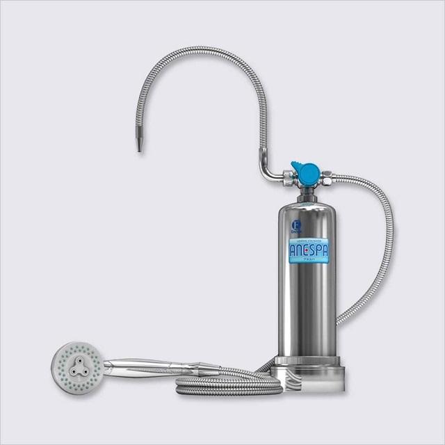 Kangen Anespa DX chứa hỗn hợp các thành phần suối nước nóng tự nhiên và khoáng chất làm cho nước có phần hơi kiềm và rất thư giãn.