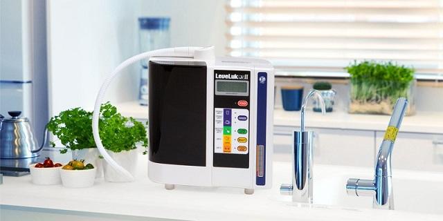 Máy Lọc Nước Kangen Leveluk JRII là một dòng sản phẩm chất lượng đến từ thương hiệu Enagic của Nhật Bản
