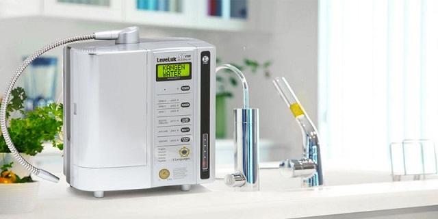 Máy lọc nước Kangen Leveluk SD501 Platinum hỗ trợ đa ngôn ngữ