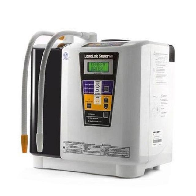 Máy lọc nước Kangen Leveluk SD501 Platinum hỗ trợ đến 8 ngôn ngữ