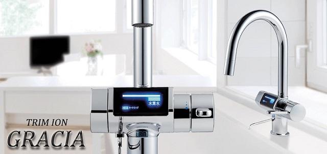 Máy lọc nước Trim Ion Gracia là sự lựa chọn tuyệt vời cho nguồn nước sạch, an toàn cho sức khỏe