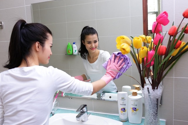 Nước axit mạnh có khả năng tẩy rửa và diệt khuẩn