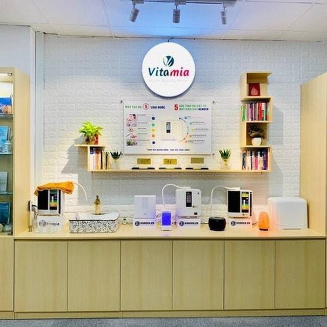 Showroom của nhà phân phối Vitamia