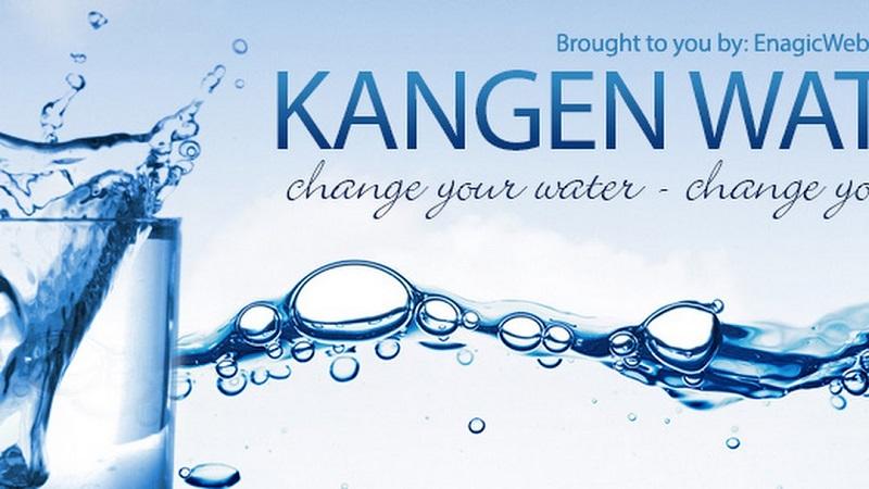 Nước Kangen sở hữu nhiều đặc tính tuyệt vời