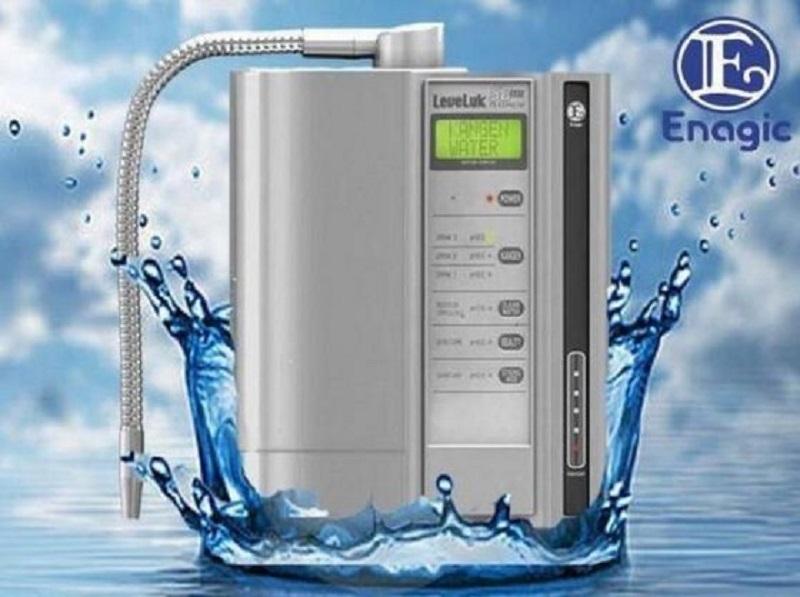 Chức năng chính của máy lọc nước Kangen SD501 Platinum