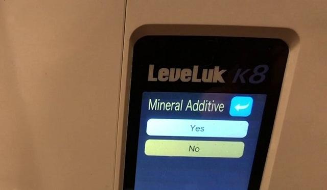 Những lỗi thường hay gặp ở máy lọc nước Kangen Leveluk K8